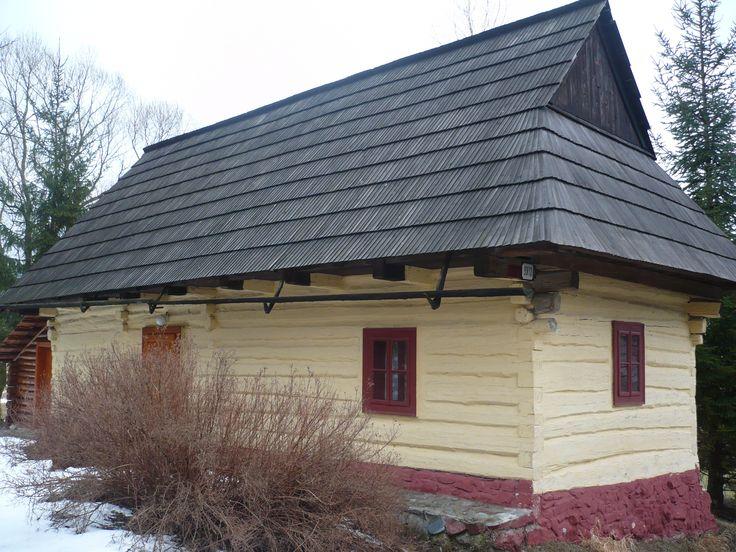 Wooden Houses #Slovakia #Europe
