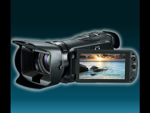 Best Camcorder - Canon VIXIA HF G20 HD Camcorder with HD CMOS Pro