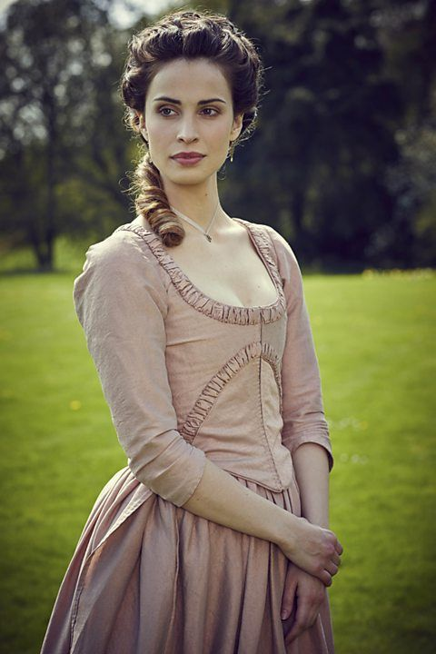 BBC One - Poldark - (Heida Reed) Elizabeth Poldark,Elizabeth once promised herself to Ross, but after three years and rumours of his death, she agreed to marry his cousin Francis. When Ross returns, she is deeply tormented by long buried feelings. Desperate to remain true to Francis, Elizabeth can't help but feel she may have married the wrong Poldark...
