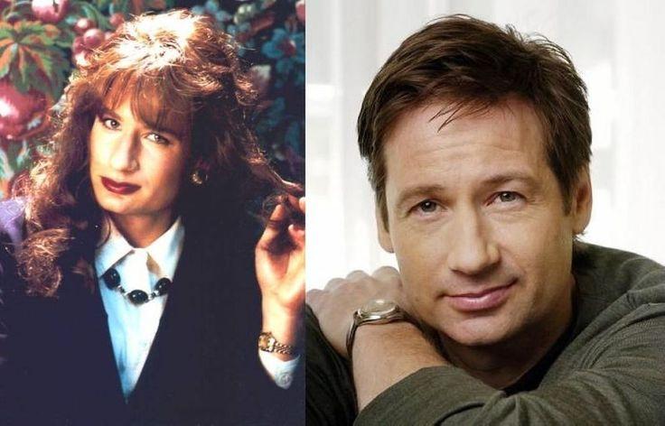 Знаменитые актрисы в парнях