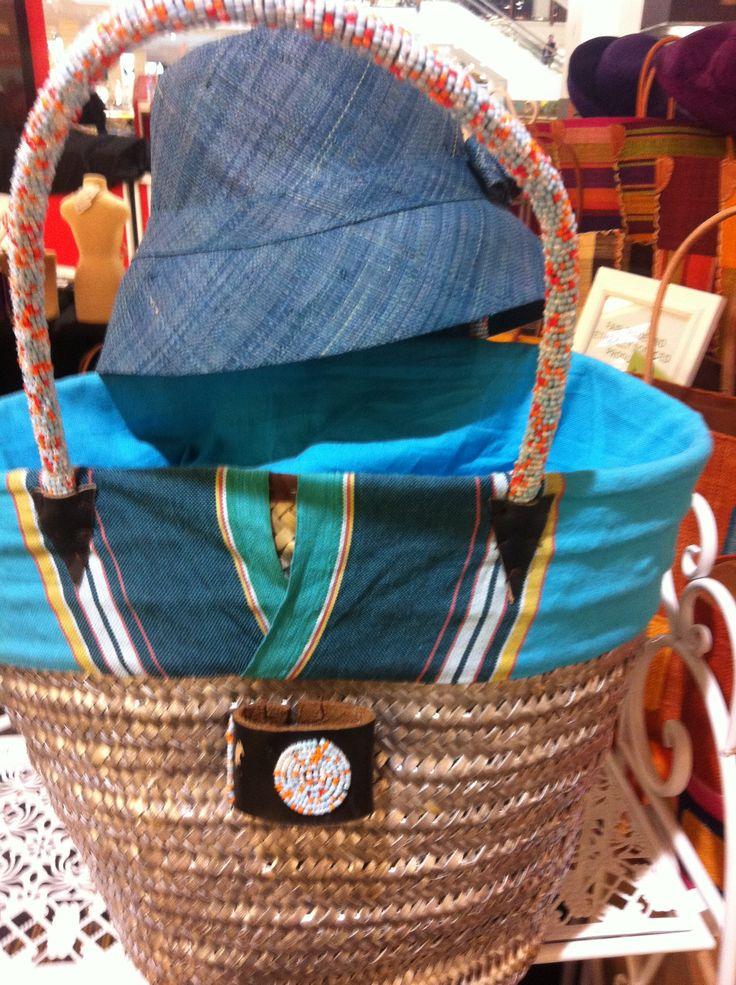 new basket from Kenya
