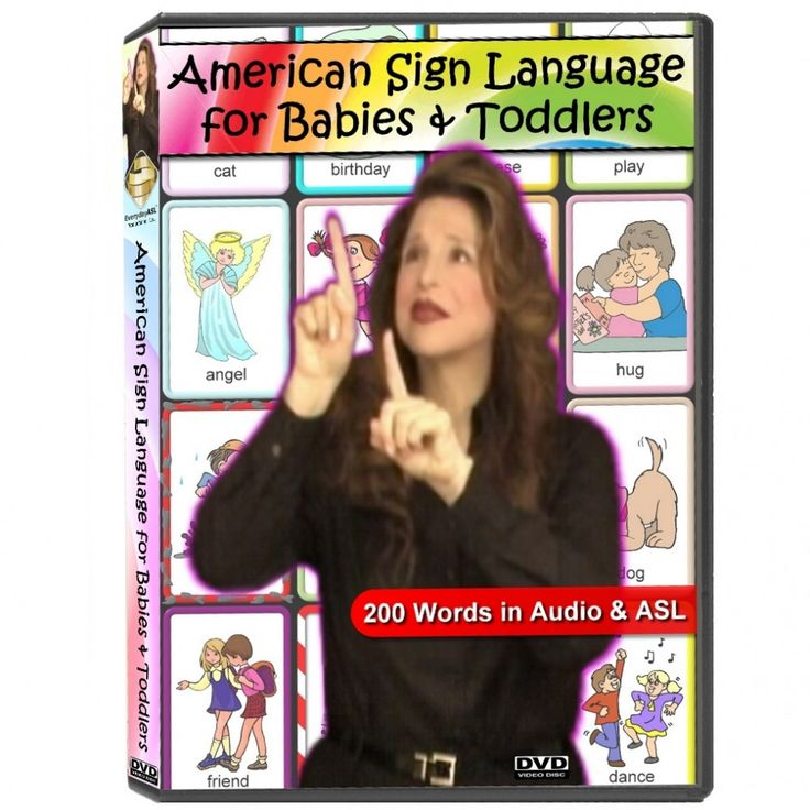 Počet Nápadov Na Tému Sign Language For Babies Na Pintereste: 17