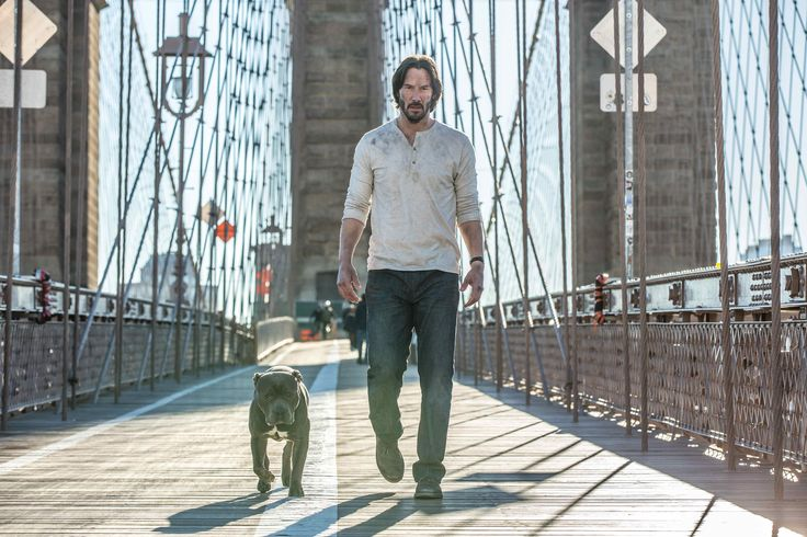 Keanu Reeves Shares His Plot Ideas for Next Installment In 'John Wick' Franchise
