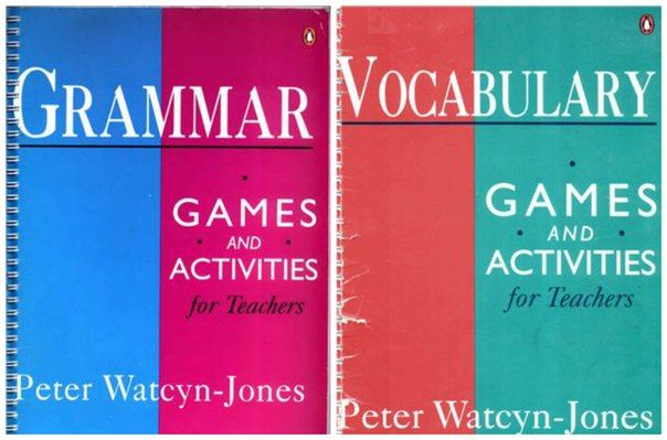 Download Free English Ebooks: Watcyn-Jones Peter. Vocabulary Games and Activities for Teachers
