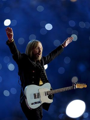 Tom Petty & the Heartbreakers - Super Bowl XLII (2008)
