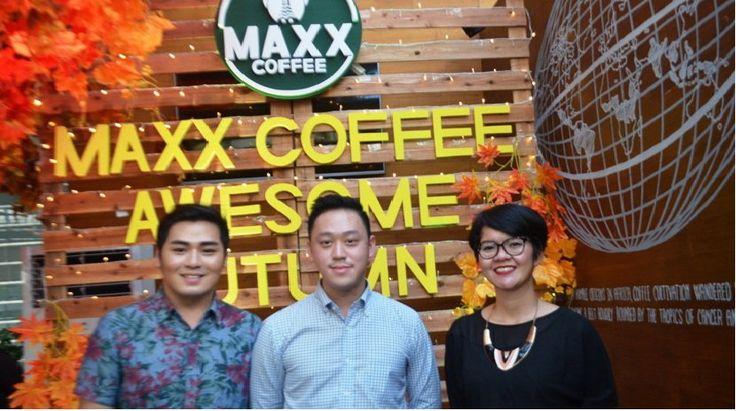 Sambut musim gugur, Maxx Coffee luncurkan 3 varian baru