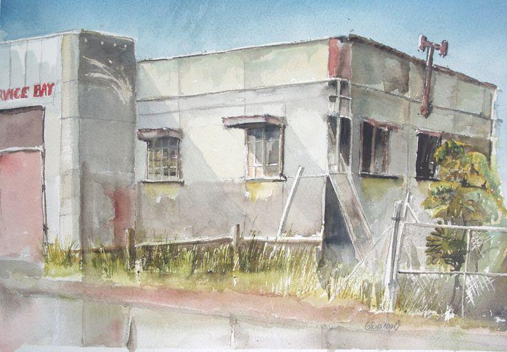Moore's Garage Redland Bay