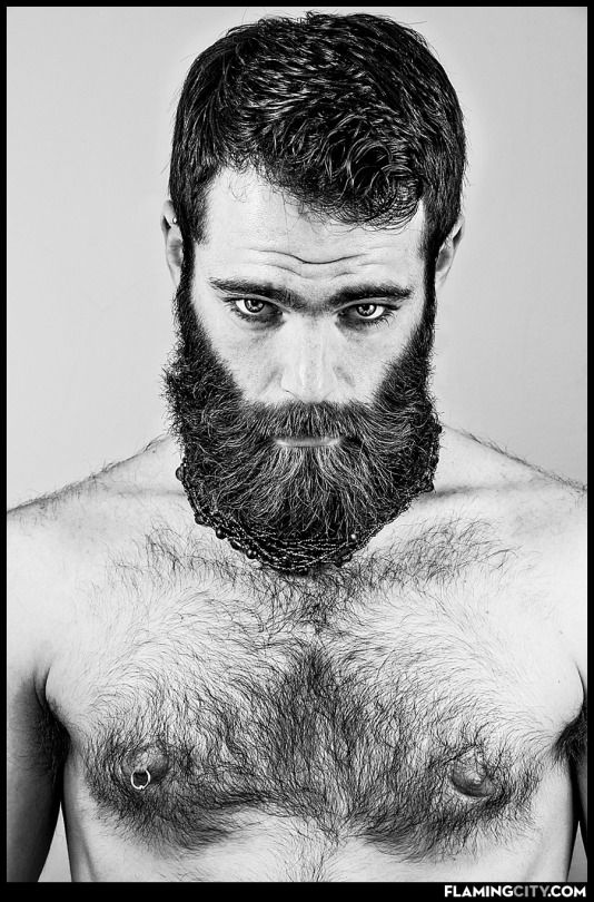 flaming city men the beard experience pinterest parks posts and portrait. Black Bedroom Furniture Sets. Home Design Ideas