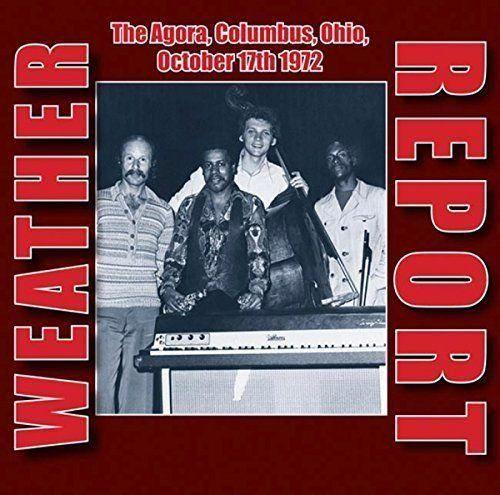 Weather Report - The Agora Ballroom, Cleveland Oh 14 December 1983 (2 X 180G LP )
