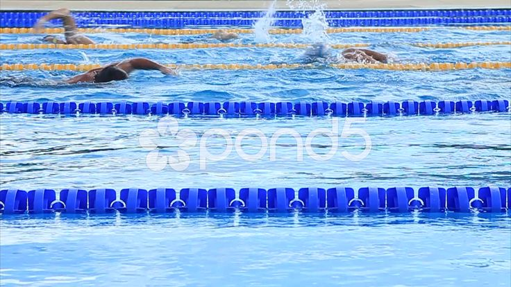 swimmers training outdoor olympic size swimming pool lanes - Olympic Swimming Pool Lanes