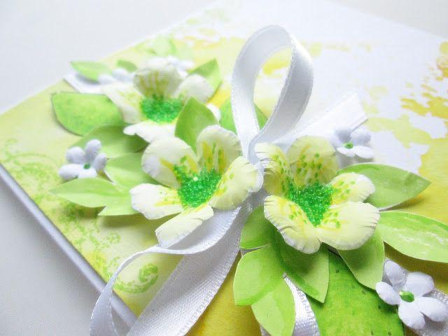 Gabi´s Creations: {WEDDINGS} Limette & Citron