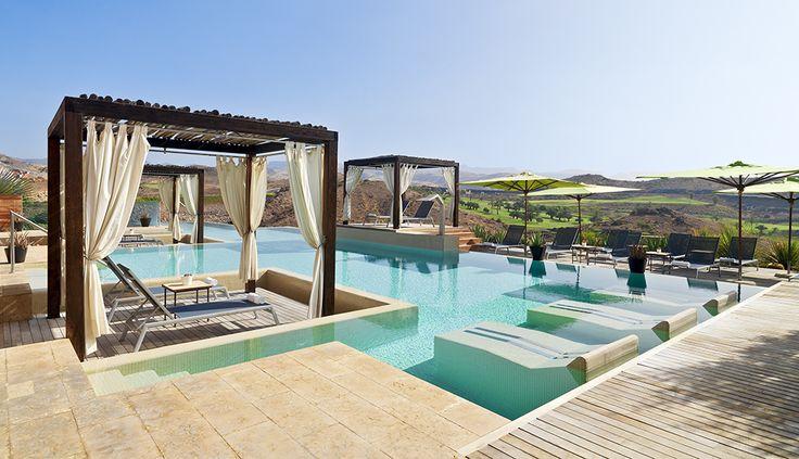 Vitality Pool. Aloe Spa (Gran Canaria).