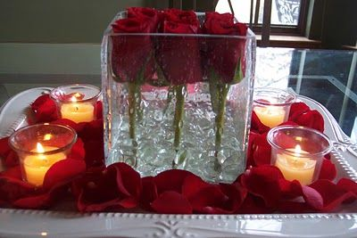 tons of ideas on this site for valentines day ♥
