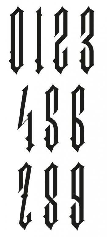 37 Trendy Tattoo-Schriften chicano google