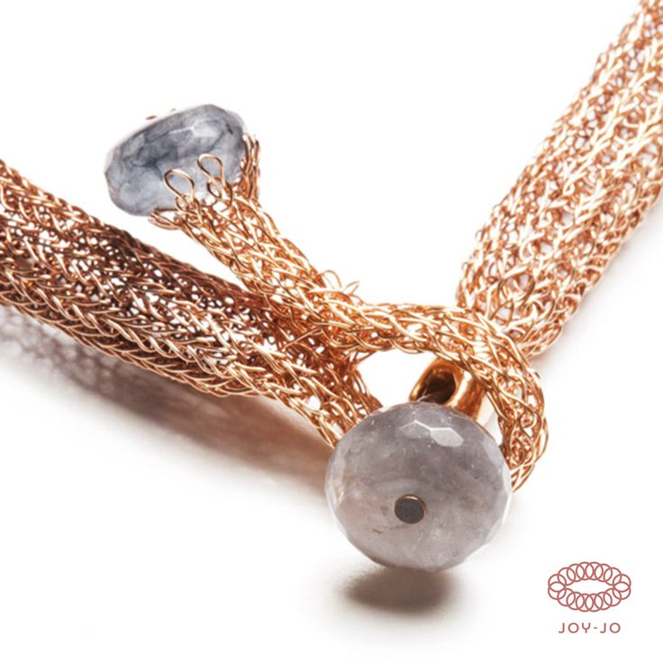 Wabi-Sabi: Pink gold copper platted