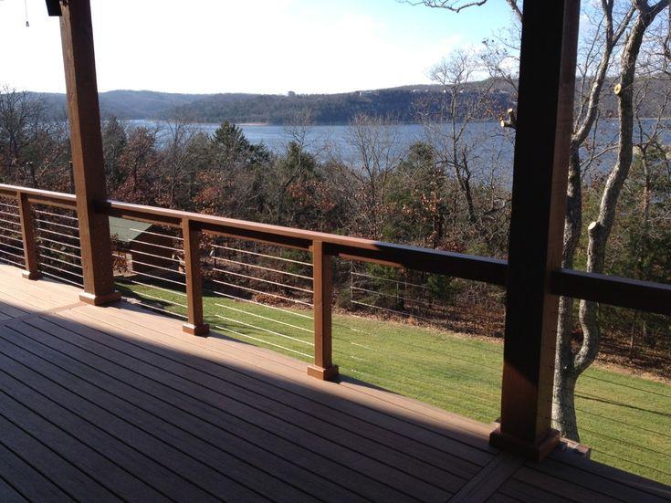 metal deck railing systems design kits steel designs