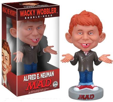 Alfred E. Neuman Bobble-Head
