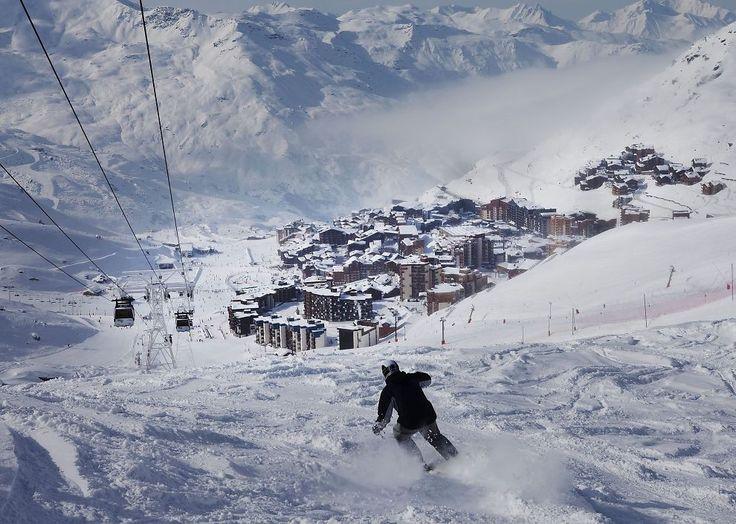 Årets beste skisteder i Europa