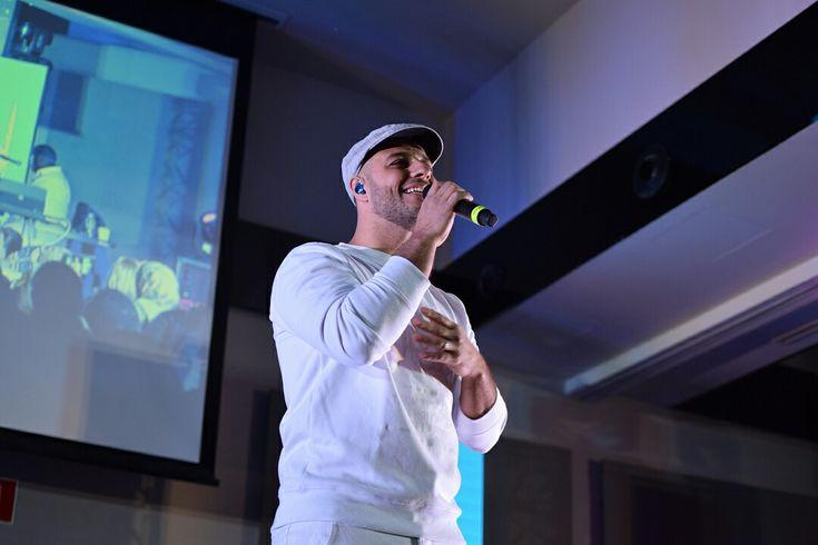 Maher Zain Islamic relief Spain  - charity concert
