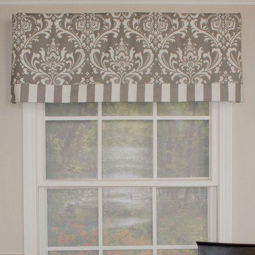 Best 25+ Window valances ideas on Pinterest   Window ...