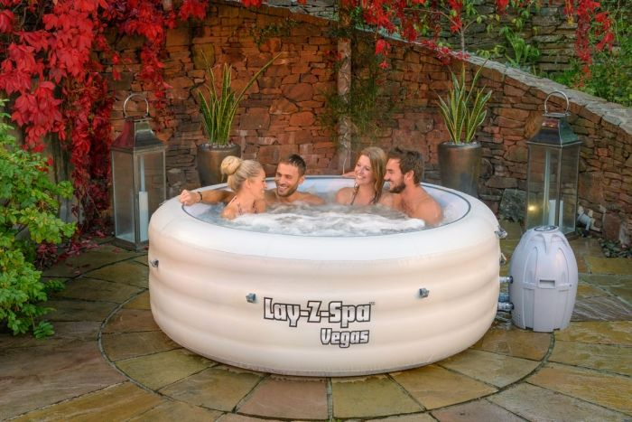 36 besten Inflatable Hot Tubs Bilder auf Pinterest | Whirlpools ...