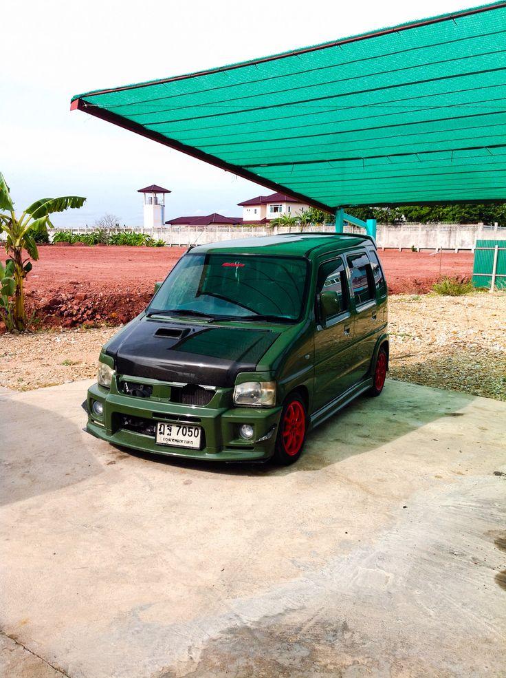 Suzuki Wagon R #NäRäKä #SirDragALot #BKK