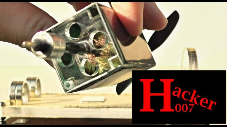 """How to build Free Enrgy Magnet Motor. 100% """"Free Energy"""" Engine"""