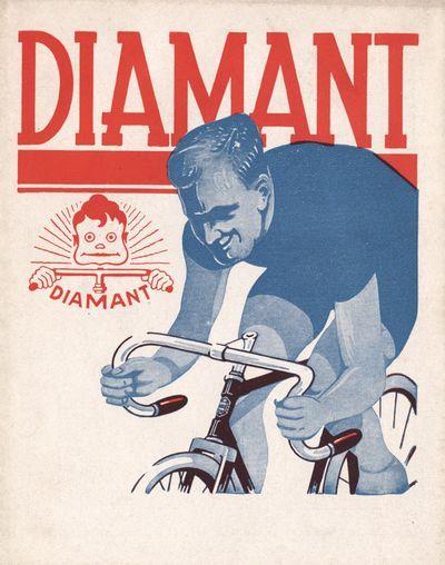 Le livre de nos 125 ans ° Diamant Fahrräder, eBikes, Trekking- und Cityräder