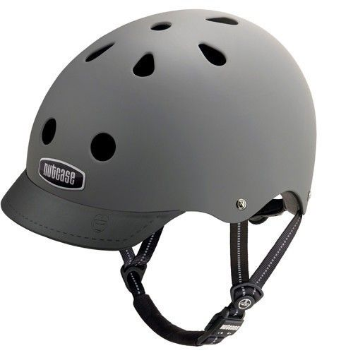 Nutcase Helmet - Street Shark Skin Generation 3 size M. Max will need a helmet for his balance bike and this one looks great! #EntropyWishList #PinToWin