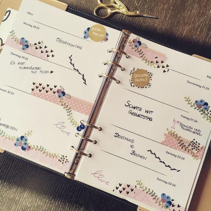 Die besten 25+ Mein taschenkalender Ideen auf Pinterest Filofax - k chenkalender 2015 selbst gestalten
