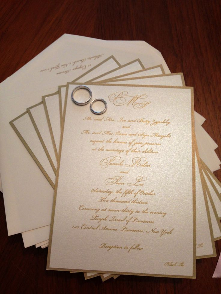 custom wedding invitations new york city%0A Our invitations from The Wedding Company  Manhasset  Long Island  New York   Loved