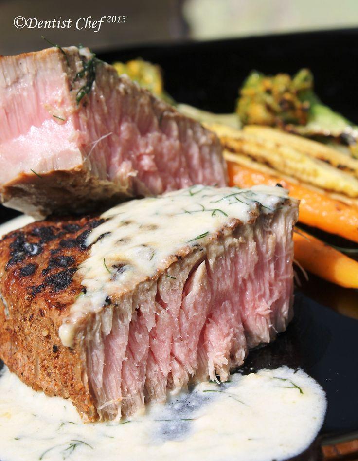 grilled tuna cajun seasoning