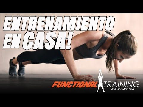 Entrenamiento Funcional EN CASA! 💪 Acelera tu Metabolismo en 12 MINUTOS! - YouTube Primer Video, Functional Training, Crossfit, Youtube, Movie Posters, Cardio At Home, Full Body, Squats, Physical Activities