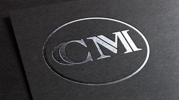 Cartel Magnum Motorsport. Lettering work and branding development for a luxury car customization company. #lettering #logodesign  #monogram #inlinecapitals #identity #branding #deboss #hotfoil