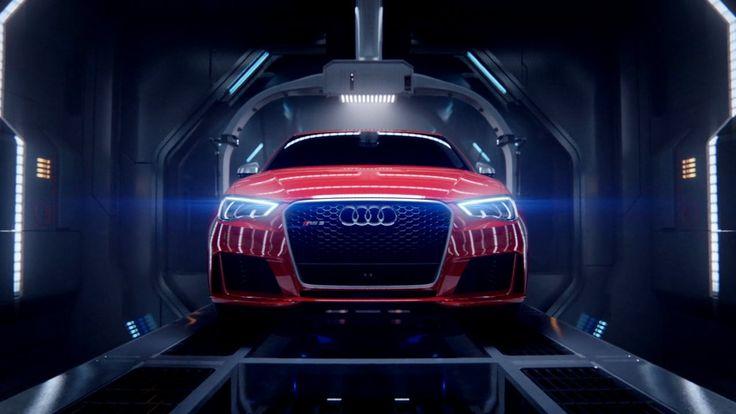 Audi 'Birth'