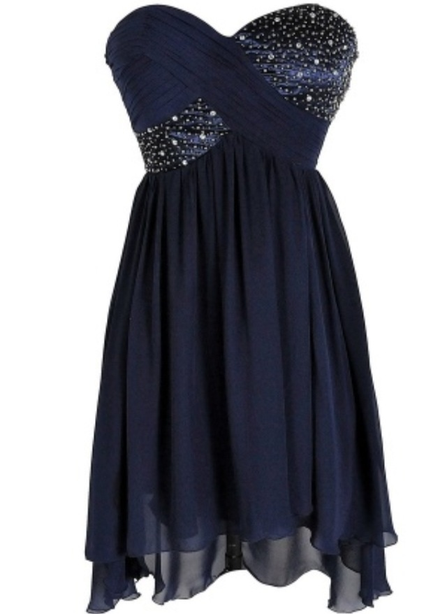 if I ever make homecoming court, I'd love for this to be my dress. ♥