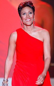 Robin Roberts-Good Morning America  makes waking up a little easier