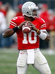 Troy Smith-How I fell in love with College Football :)  Ohio State Buckeyes