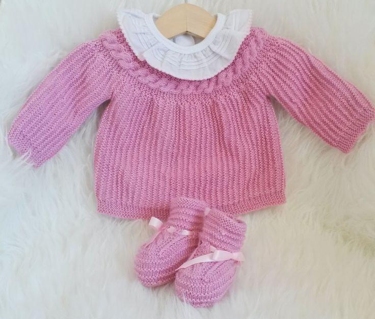 Aconchego: Baby knits