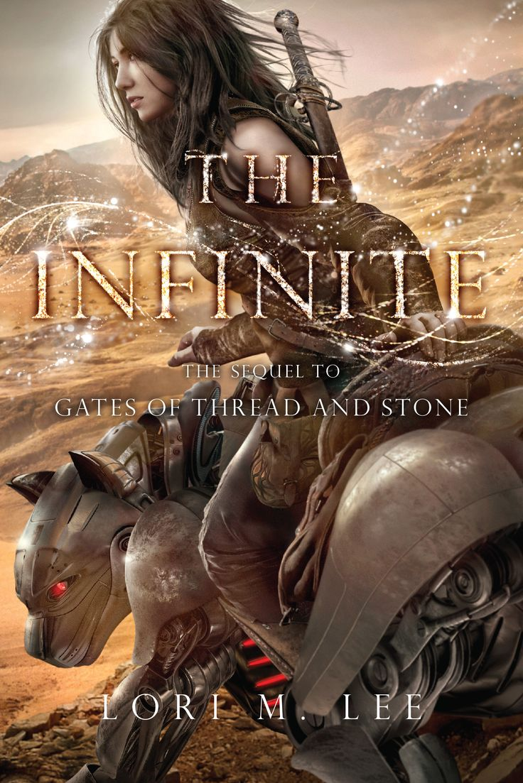 The Infinite (gates Of Thread And Stone By Lori M Lee: March 2015 By  Skyscape Free Digital Book