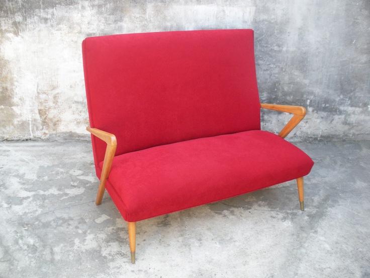 Sillón de dos cuerpos #armchair #furniture