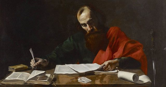 Saint Paul, the indefatigable Apostle of the Gentiles, was converted from Judaism on the road to Damascus. He remained some days in Damascus after his Baptism, and then went to Arabia, possibly for a year or two to prepare himself for his future missionary activity. Having returned to Damascus, ...