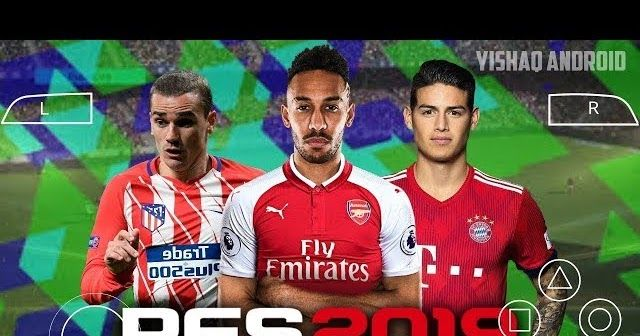 Download Pes 19 Android Lite Ppsspp With Images Game Download