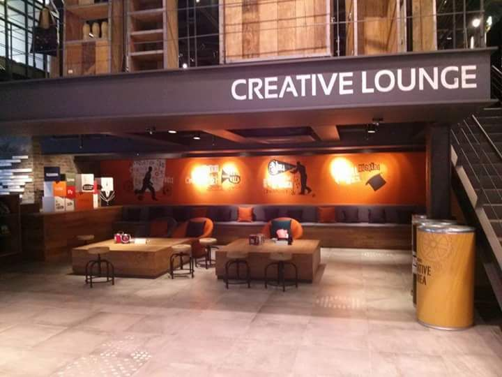 Creative Lounge for your ideas