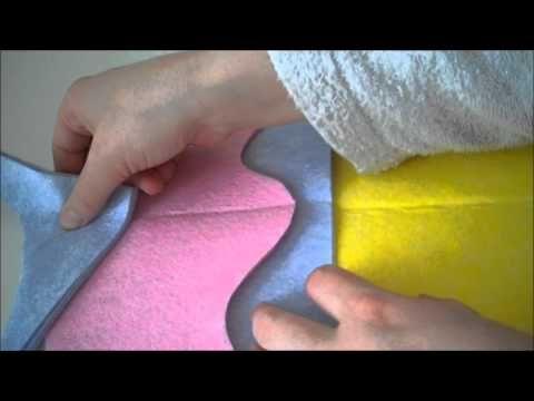 Tutorial: Sinterklaas surprise maken - een cupcake van schoonmaakdoekjes