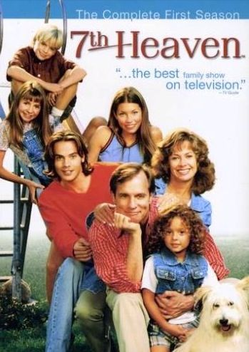 Seven Heaven sitcom tv show in the 90's