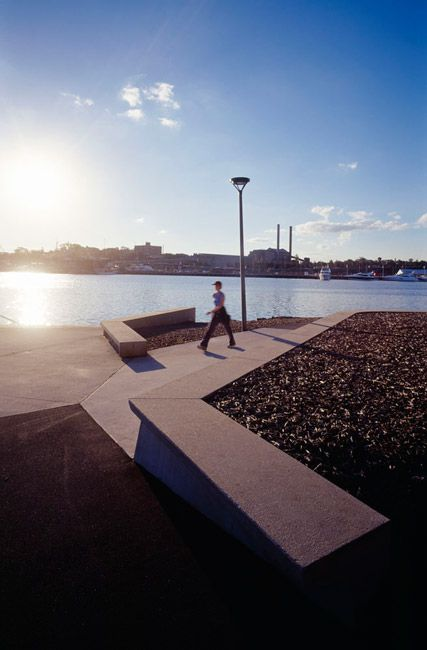Glebe Foreshore Walk by JMD Design 11 « Landscape Architecture Works | Landezine