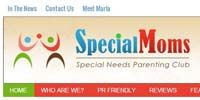 Special Moms--Top 100 Special Needs Resources on the Web PhDinSpecialEducation.com