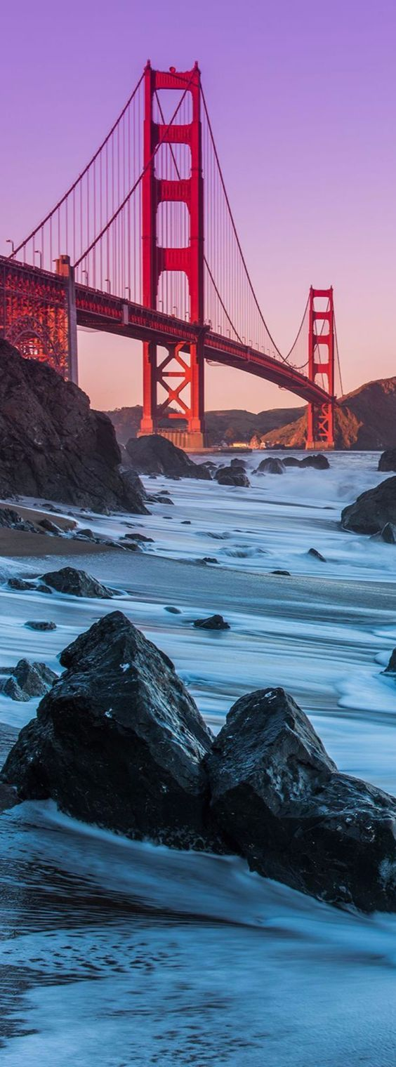 Golden Gate Bridge, San Francisco, California by San Francisco Feelings