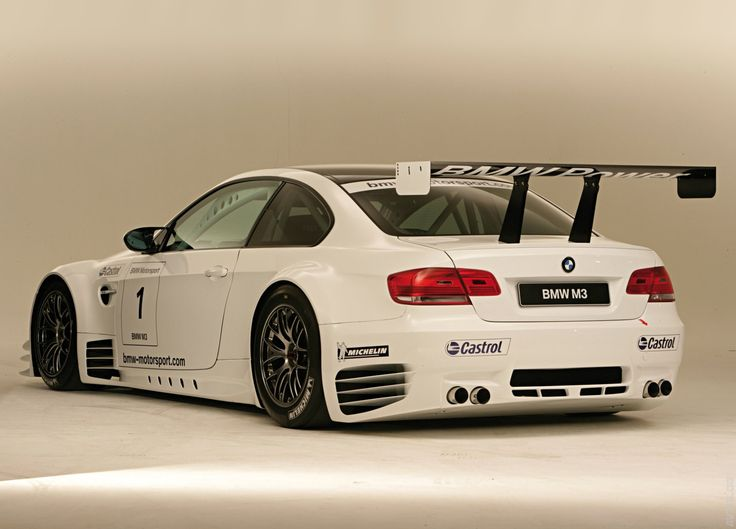 2009 BMW M3 Race Version #OverBoost
